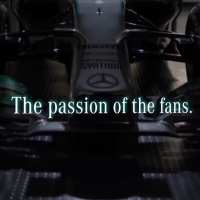 mercedes benz formula tweet